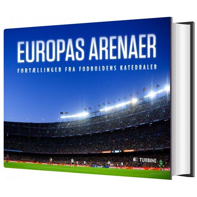 Image of   Europas Arenaer - Asker Hedegaard Boye - Bog