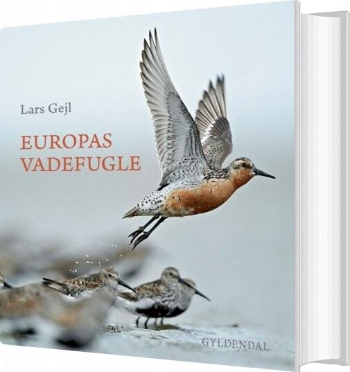 Image of   Europas Vadefugle - Lars Gejl - Bog