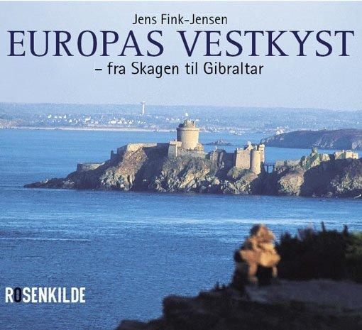 Europas Vestkyst - Jens Fink-jensen - Bog