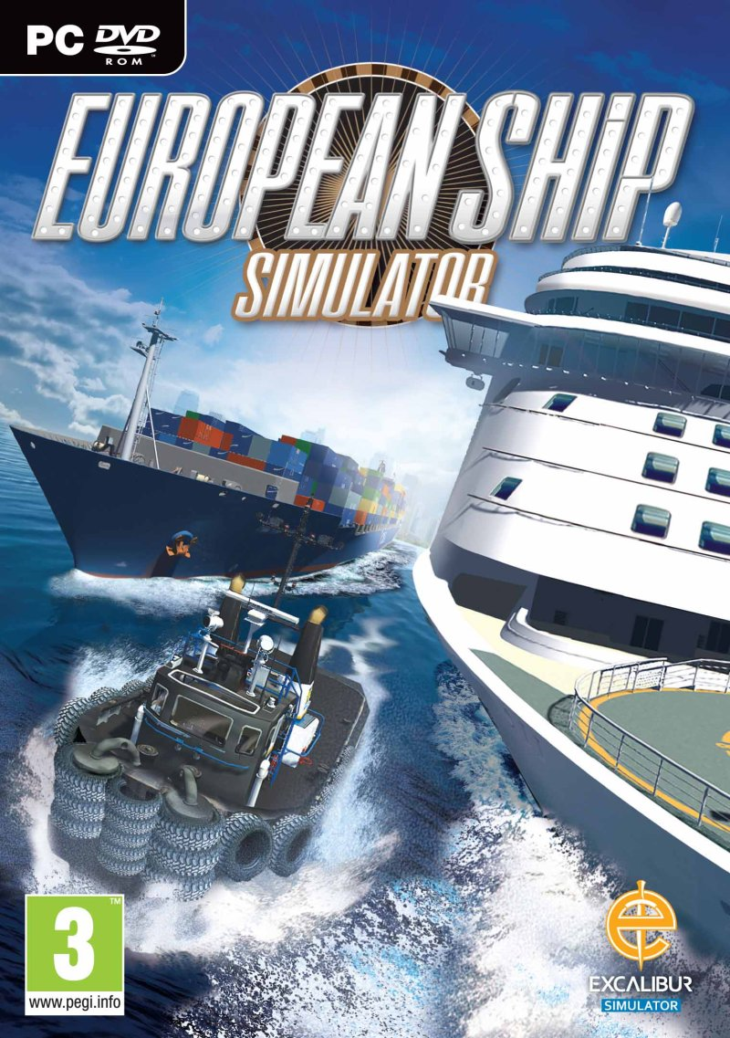 Image of   European Ship Simulator - PC