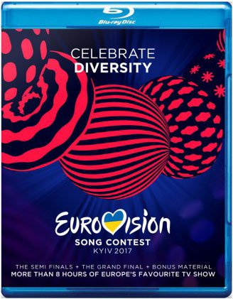 Image of   Eurovision Song Contest 2017 Kiev - Blu-Ray