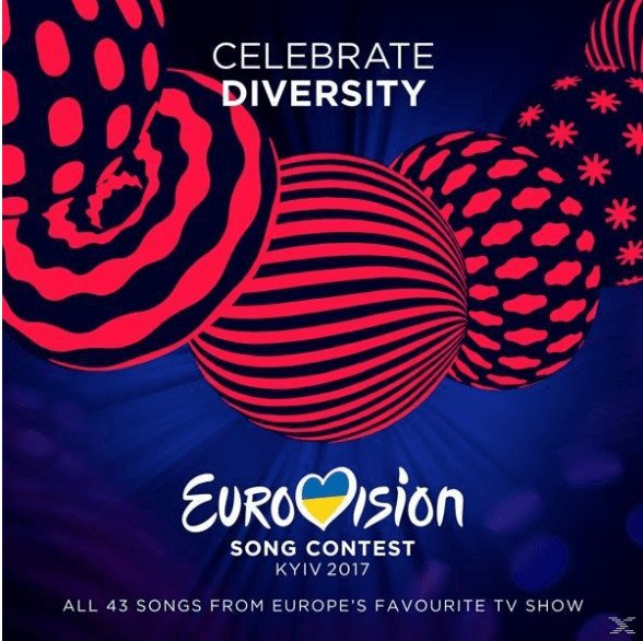 Image of   Eurovision Song Contest 2017 - CD