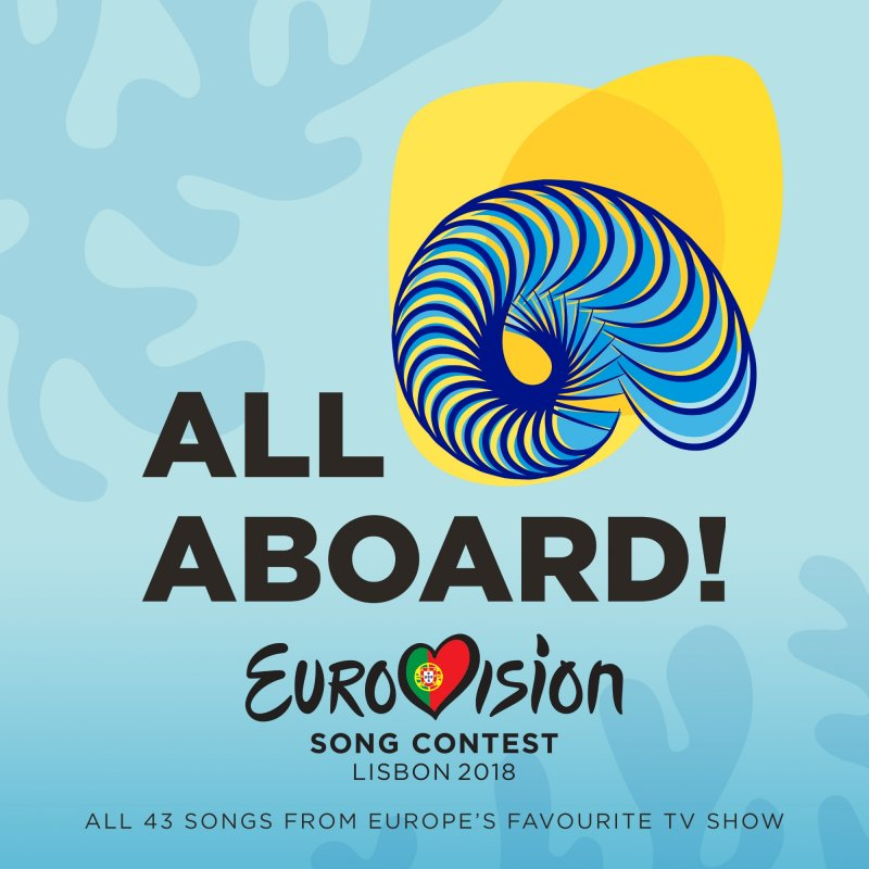 Image of   Eurovision Song Contest 2018 - Lissabon - CD