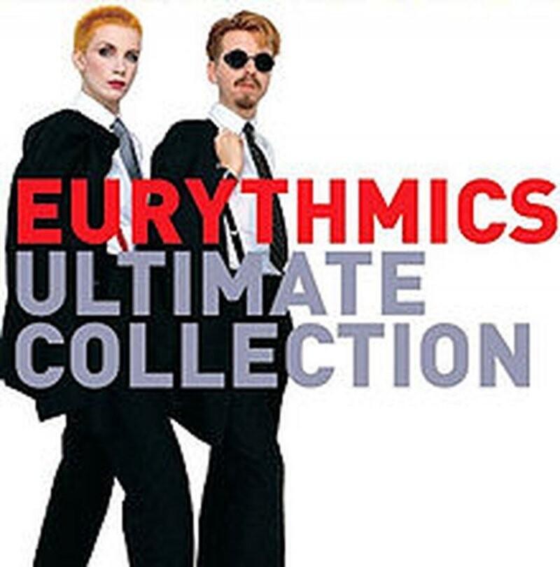 Billede af Eurythmics - Ultimate Collection - CD