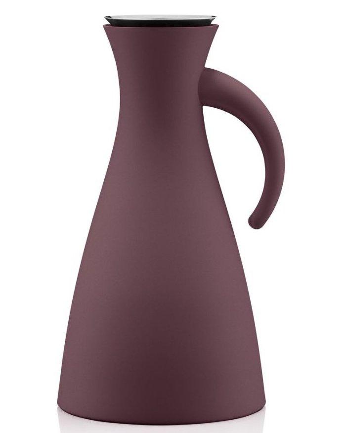 Image of   Eva Solo Termokande 1,0 L - Dark Burgundy
