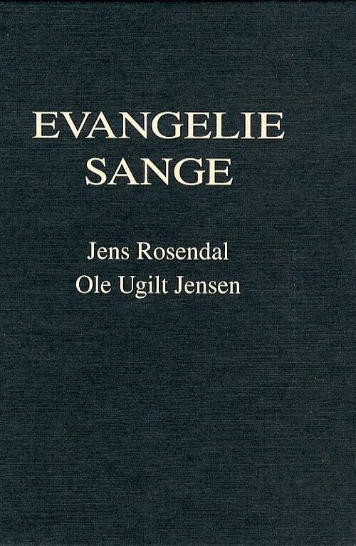Image of   Evangeliesange - Ole Ugilt Jensen - Bog