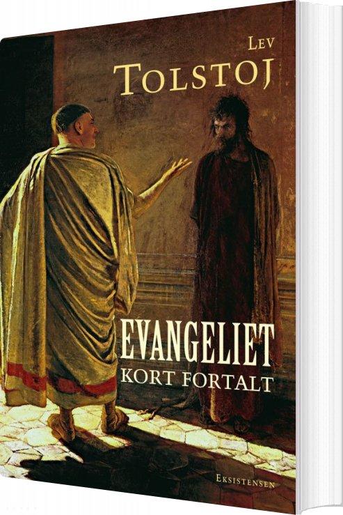 Image of   Evangeliet Kort Fortalt - Lev Nikolajevitj Tolstoj - Bog