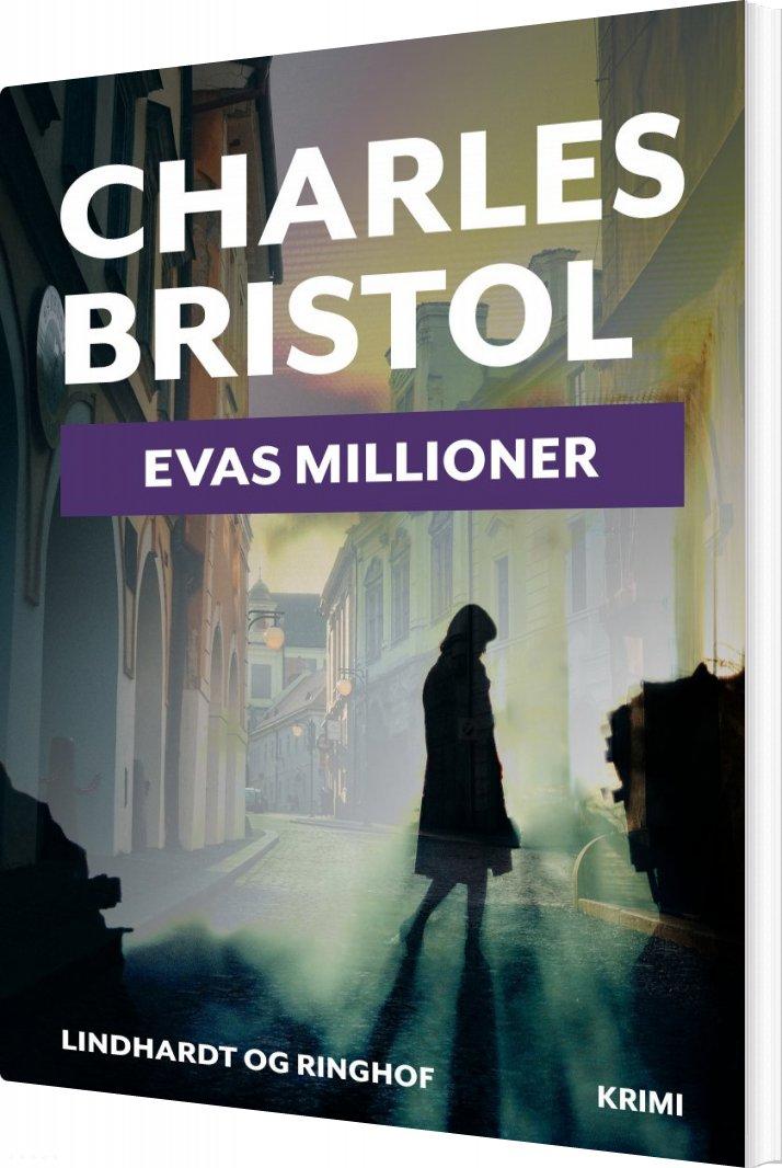 Image of   Evas Millioner - Charles Bristol - Bog