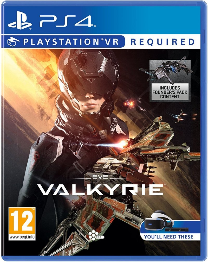 Image of   Eve: Valkyrie (vr) - PS4