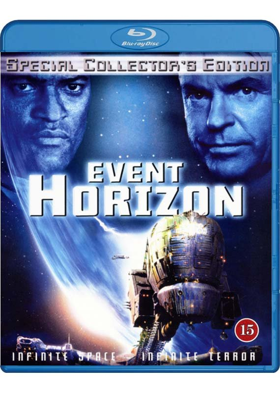 Image of   Event Horizon - Special Collectors Edition - Blu-Ray