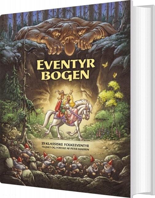 Image of   Eventyrbogen - Peter Madsen - Bog