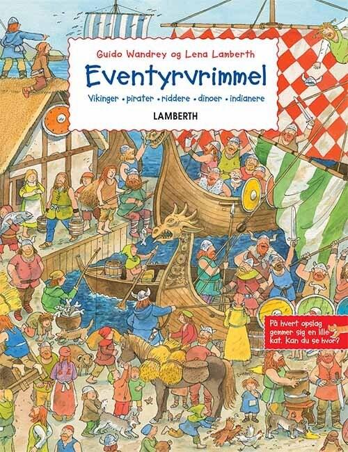 Eventyrvrimmel - Lena Lamberth - Bog