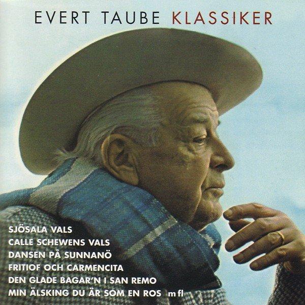 Image of   Evert Taube - Klassiker - CD