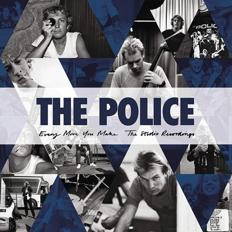 Billede af The Police - Every Move You Make: The Studio Recordings - CD