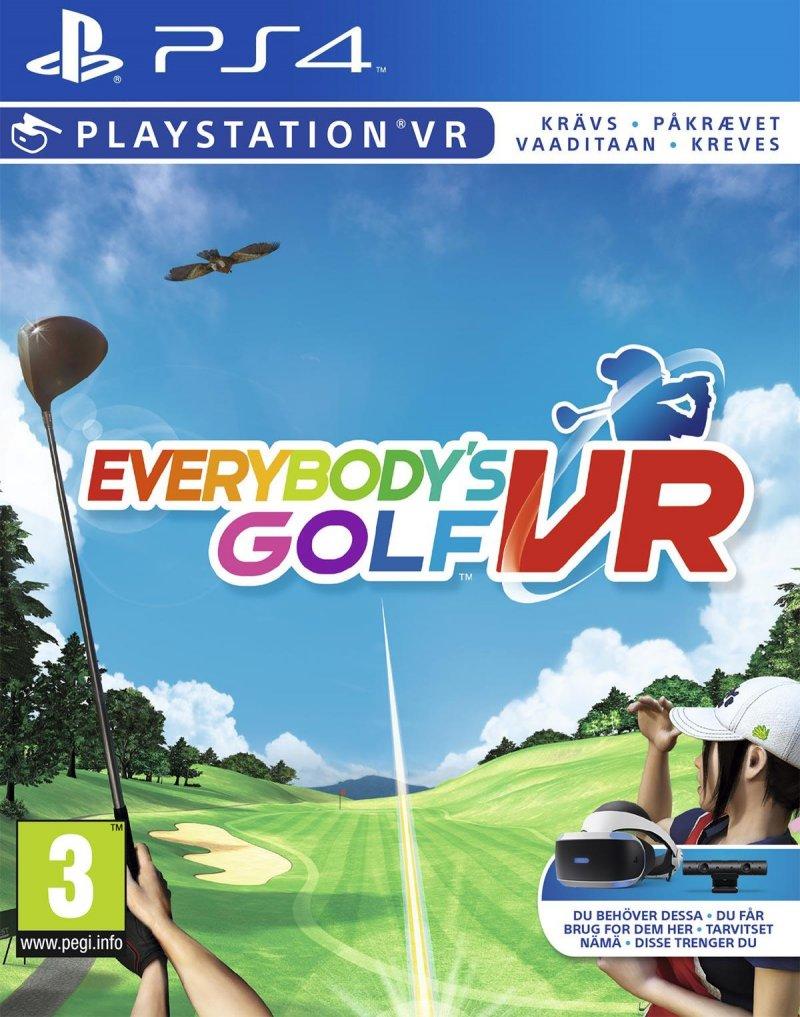Image of   Everybodys Golf (psvr) - PS4