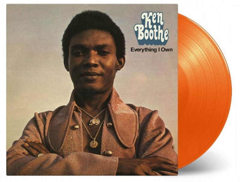 Ken Boothe - Everything I Own - Colored Edition - Vinyl / LP