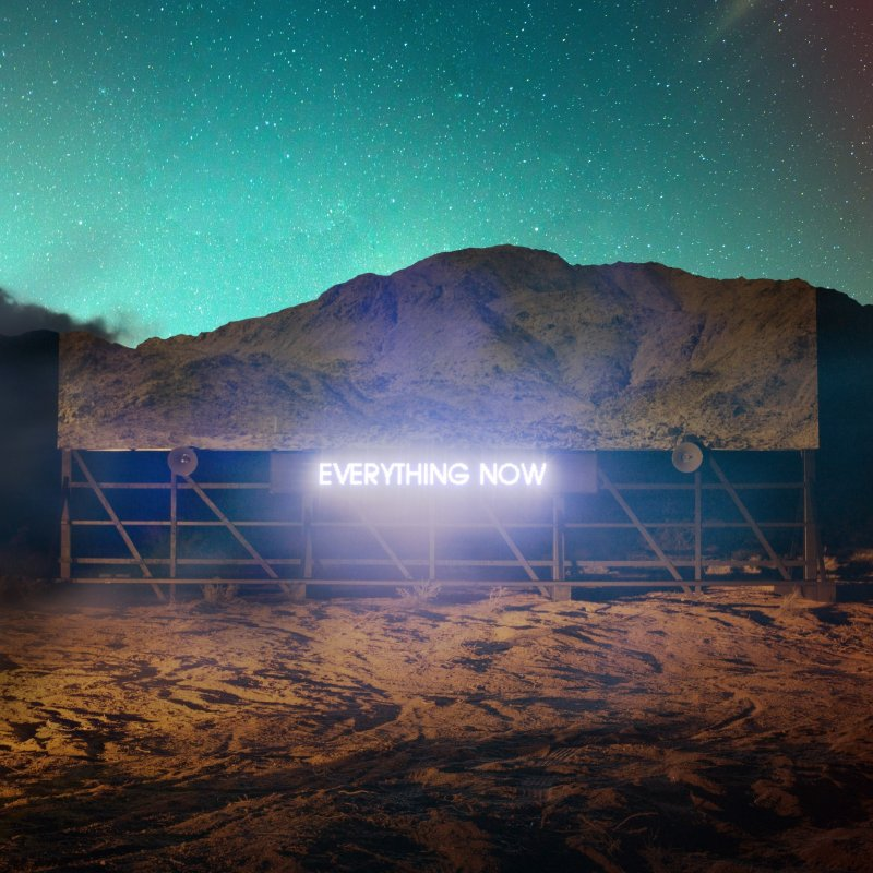 Image of   Arcade Fire - Everything Now - Night Version - Limited Edition - CD