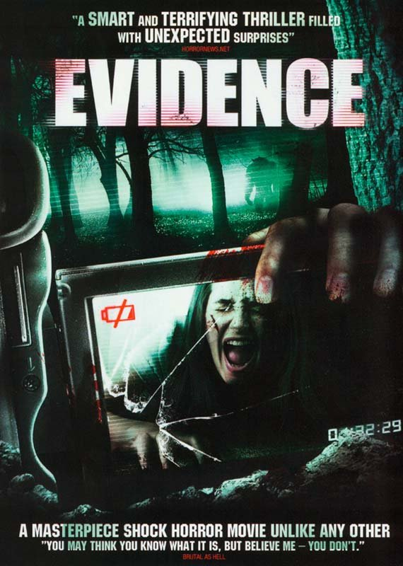 Image of   Evidence - 2012 - DVD - Film
