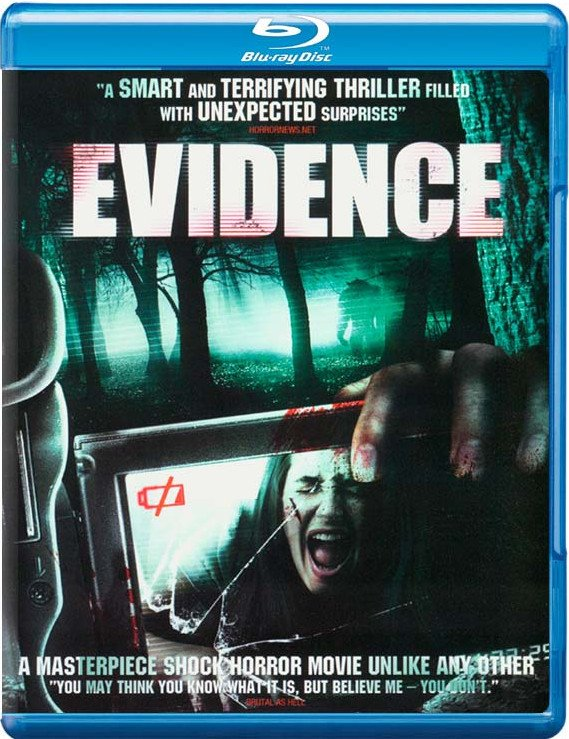 Image of   Evidence - 2012 - Blu-Ray
