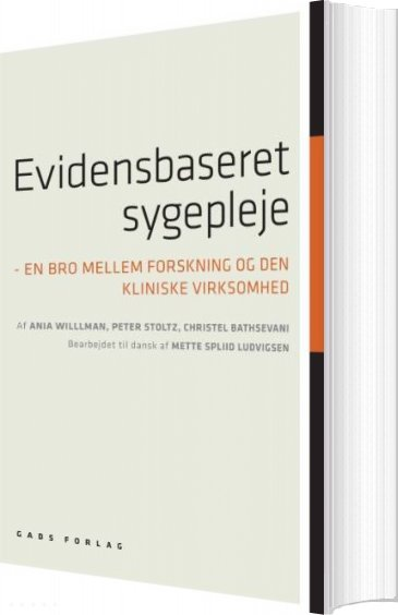 Image of   Evidensbaseret Sygepleje - Peter Stoltz - Bog