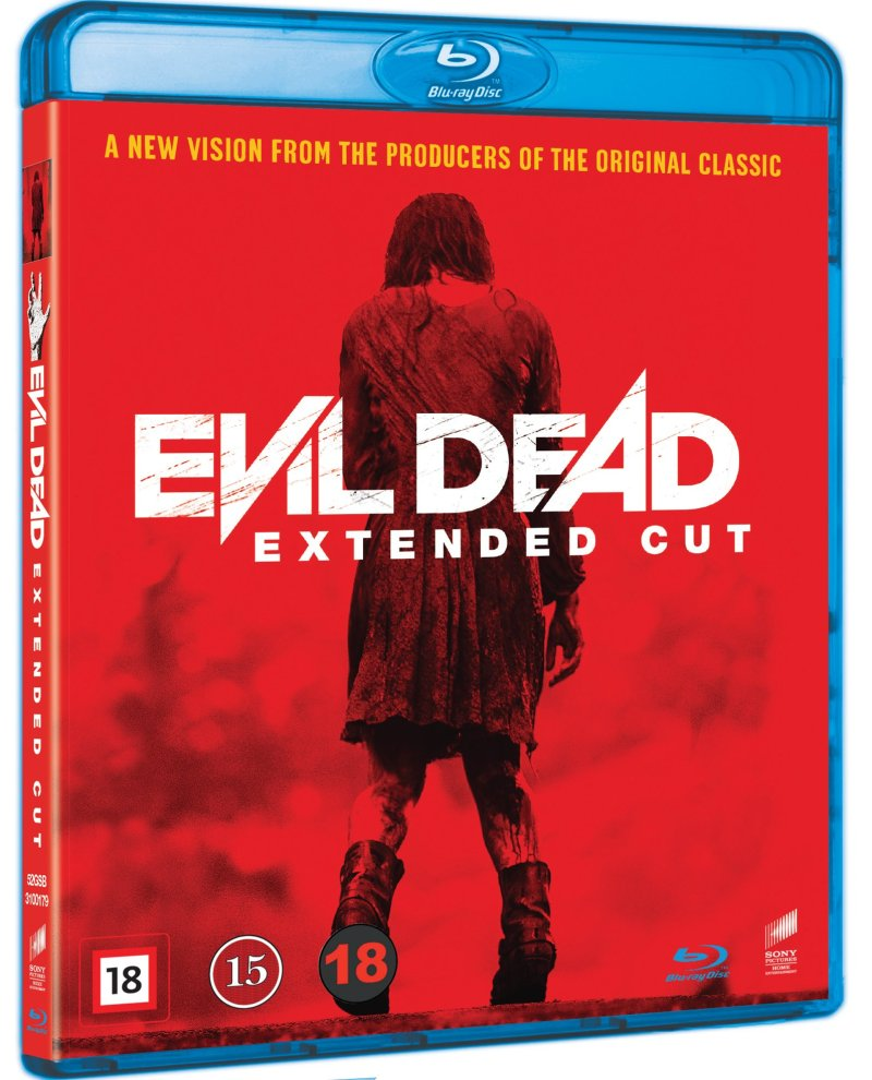 Image of   Evil Dead - Remake 2013 - Blu-Ray