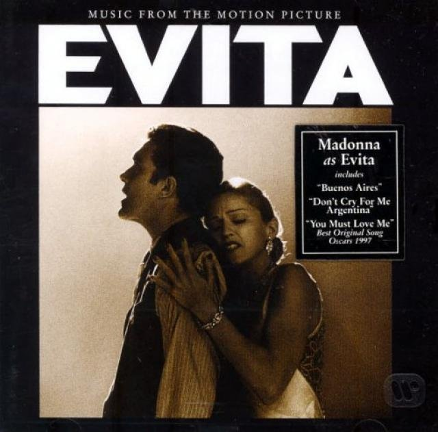 Image of   Madonna - Evita - CD