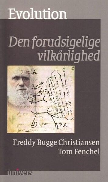 Image of   Evolution - Freddy Bugge Christiansen - Bog