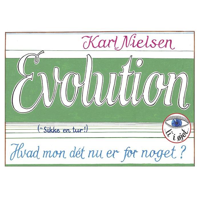 Evolution - Karl Nielsen - Bog