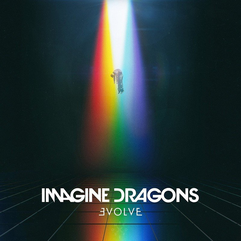 Image of   Imagine Dragons - Evolve - Deluxe Edition - CD