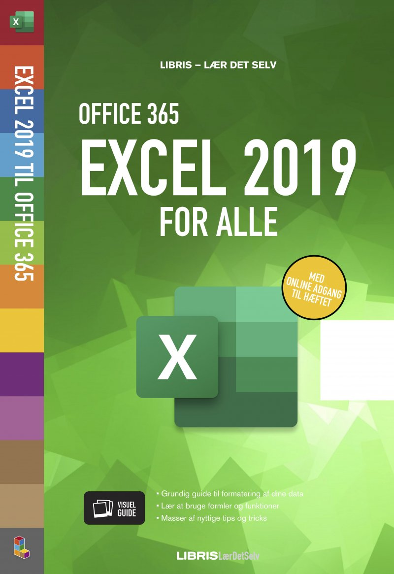 Image of   Excel 2019 For Alle - Diverse - Bog
