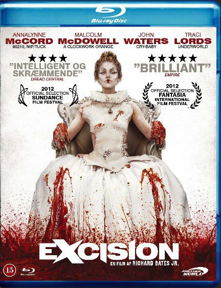 Image of   Excision - Blu-Ray