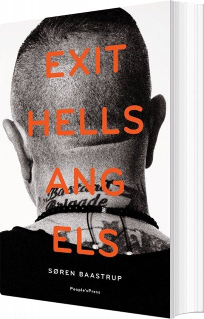 Exit Hells Angels - Søren Baastrup - Bog