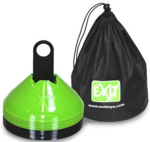 Image of   Exit - Fodbold Kegler - 20 Stk.