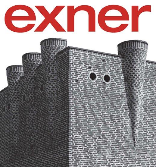 Exner - Thomas Bo Jensen - Bog