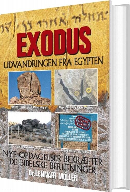 Exodus - Dr. Lennart Möller - Bog