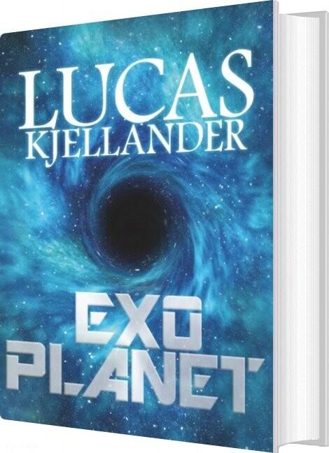 Image of   Exoplanet - Lucas Kjellander - Bog
