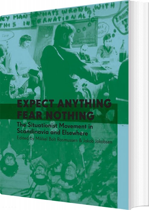 Image of   Expect Anything Fear Nothing - Peter Laugesen - Bog