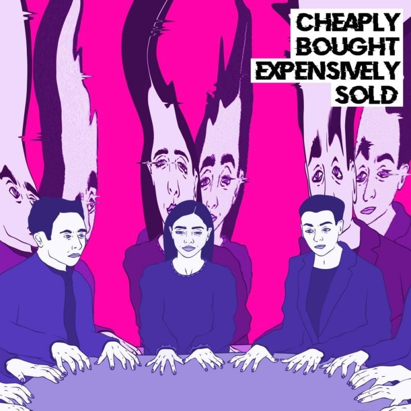 Image of   Declan Welsh And The Decadent - Cheaply Bought Expensively Sold - CD