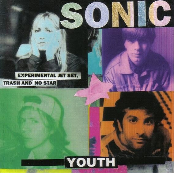 Sonic Youth - Experimental Jet Set, Trash And No Star - Vinyl / LP