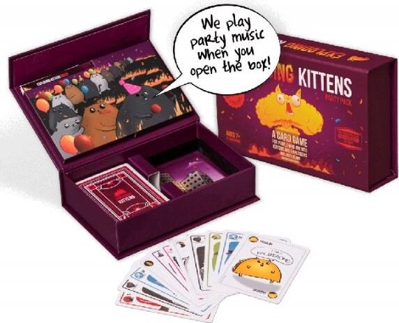 Image of   Exploding Kittens - Party Pack (ekgppg)