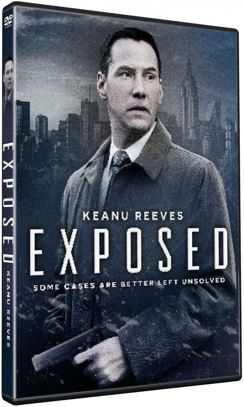 Image of   Exposed - DVD - Film
