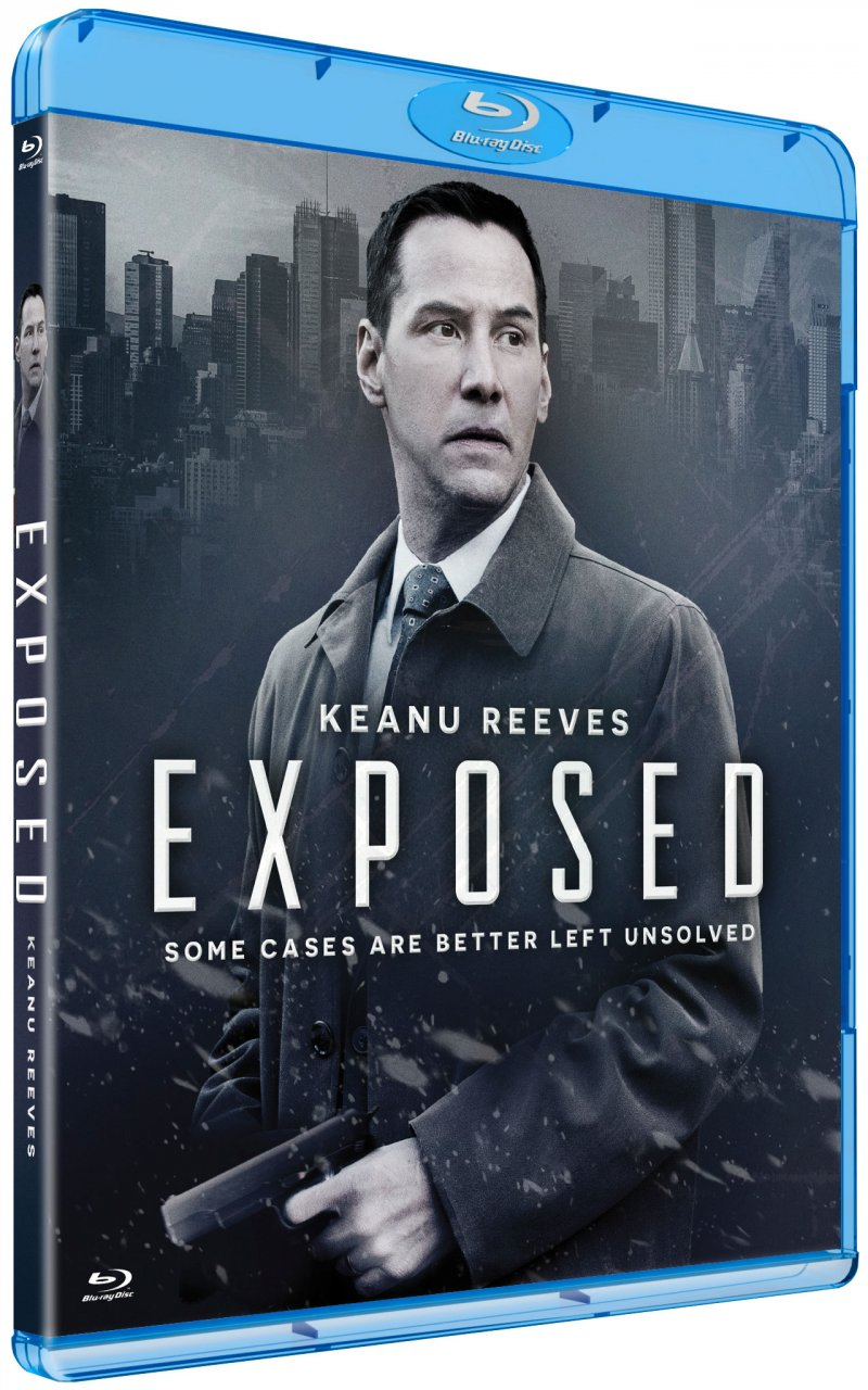 Image of   Exposed - Blu-Ray