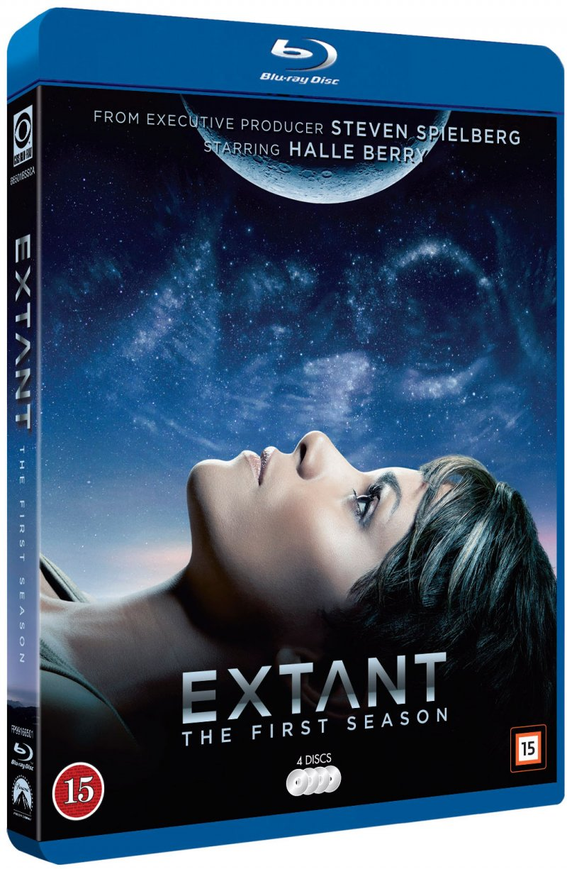 Image of   Extant - Sæson 1 - Blu-Ray - Tv-serie