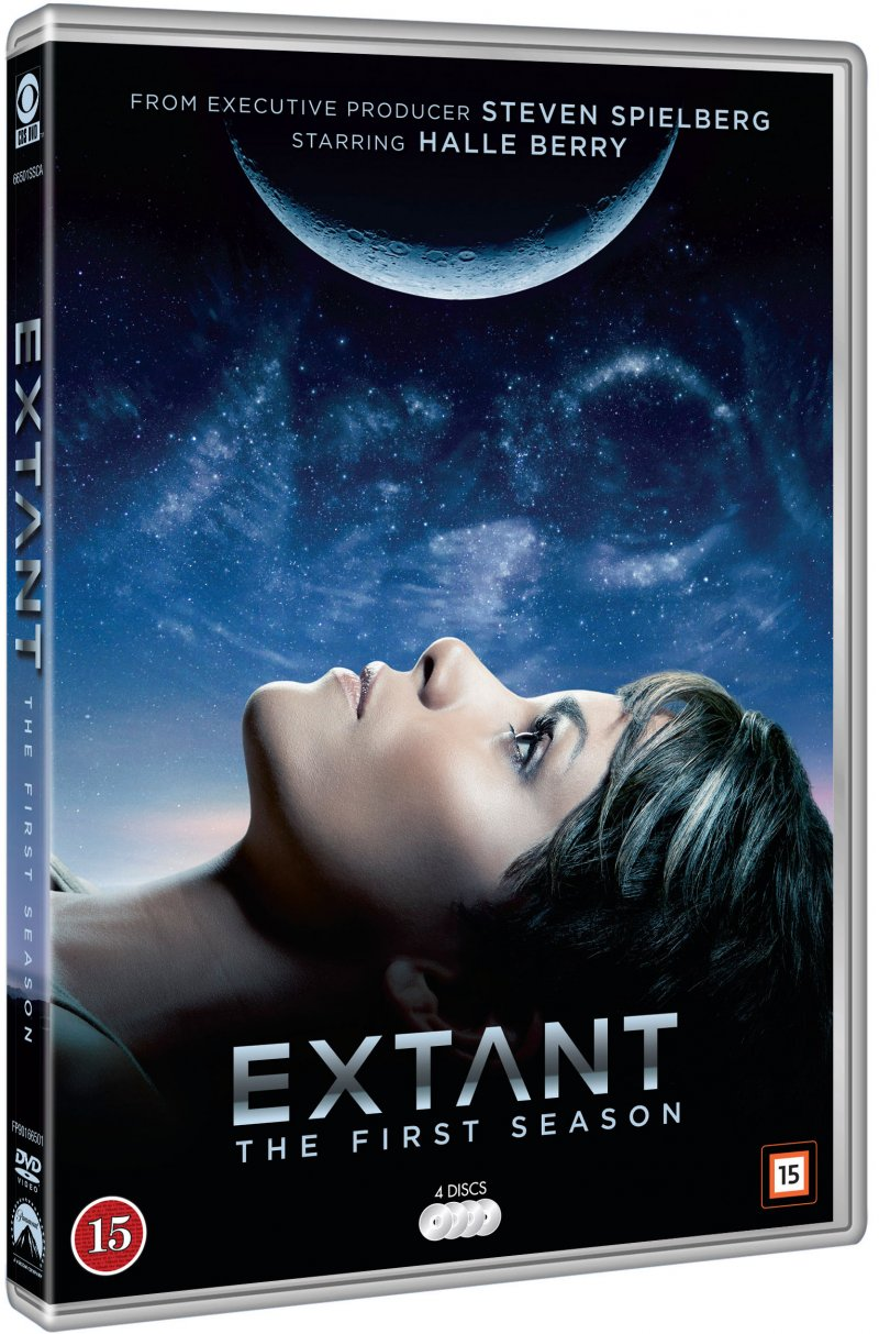 Image of   Extant - Sæson 1 - DVD - Tv-serie