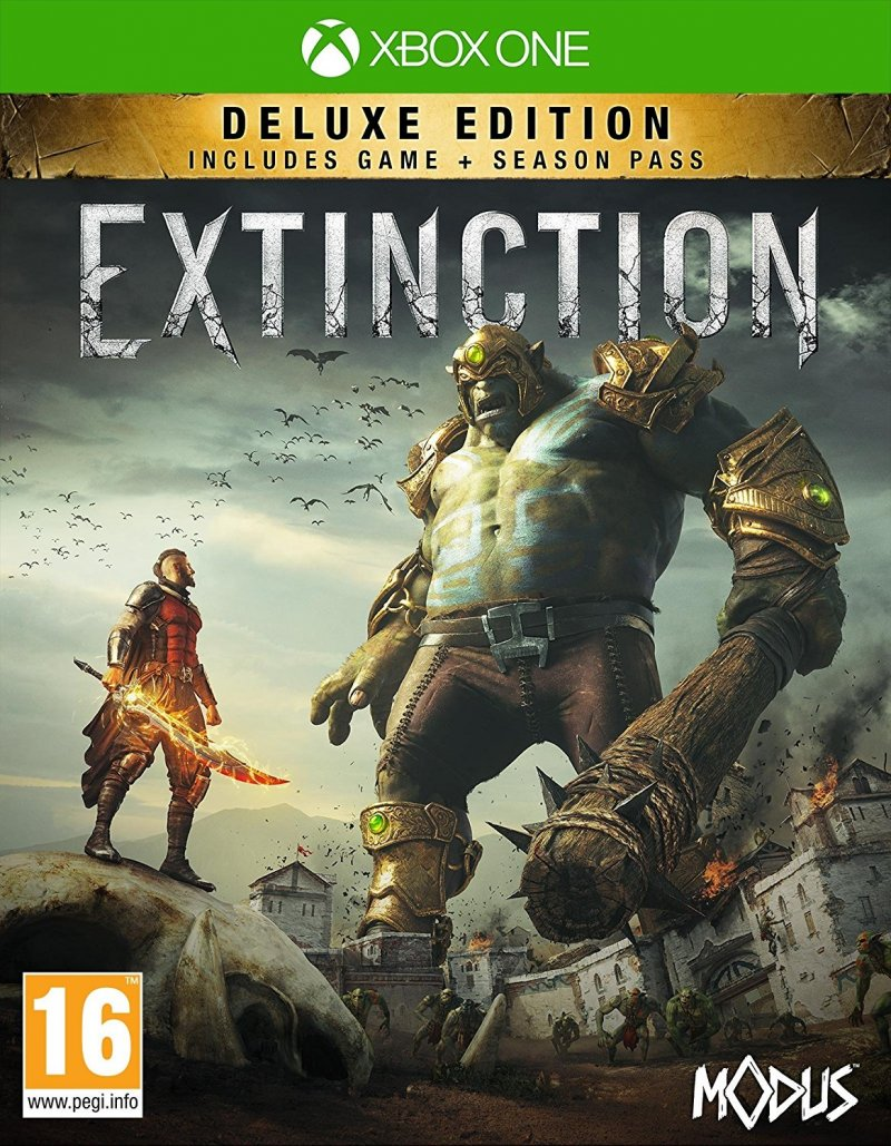 Image of   Extinction: Deluxe Edition - Xbox One