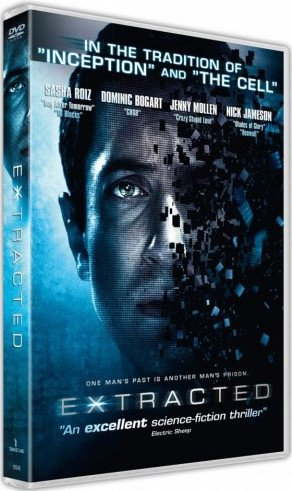 Image of   Extracted - 2012 - DVD - Film