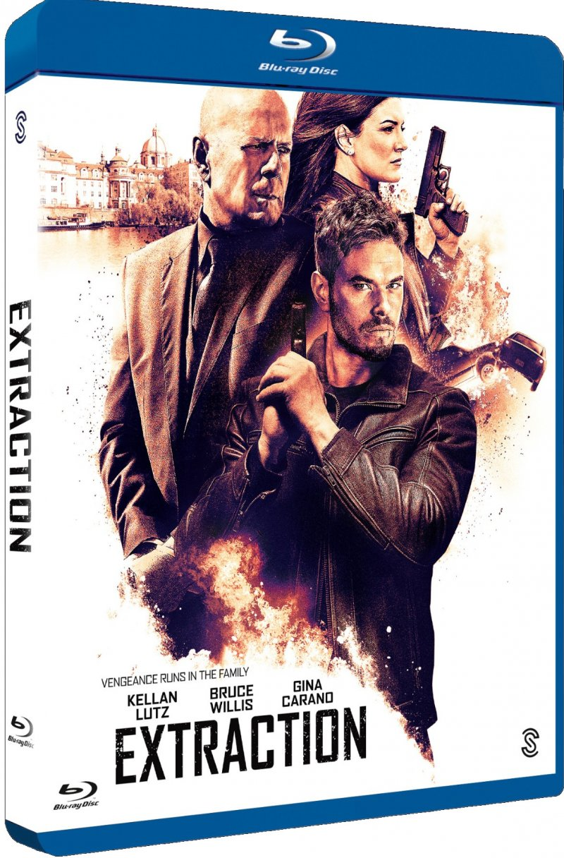Image of   Extraction - Blu-Ray