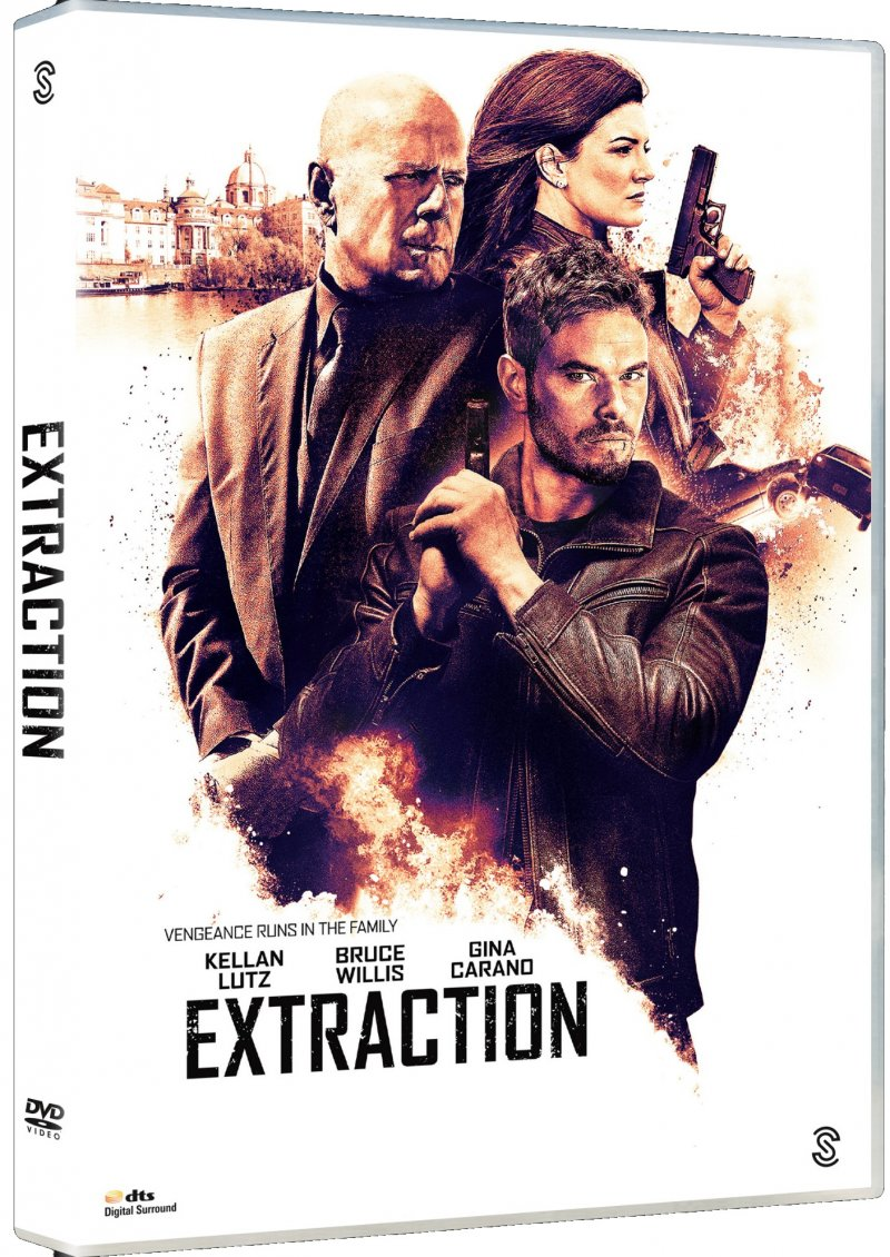 Image of   Extraction - DVD - Film
