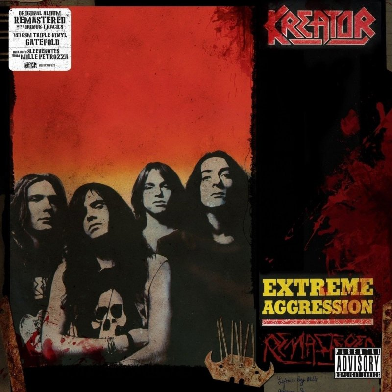 Kreator - Extreme Aggression - Vinyl / LP