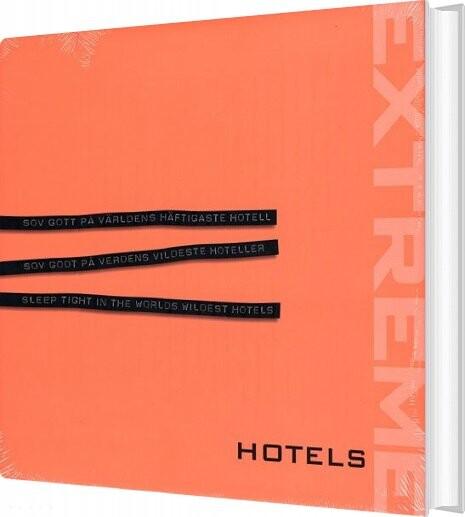 Billede af Extreme Hotels - Birgit Krols - Bog